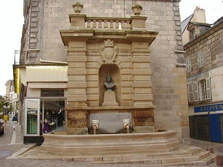 La fontaine Bourzat