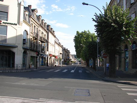 L'avenue de Paris